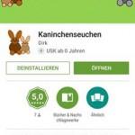 Kaninchenseuchen-App