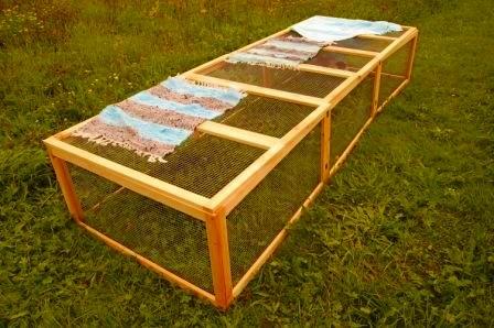 ganz einfache gehege. Black Bedroom Furniture Sets. Home Design Ideas