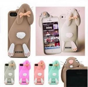 iphone smartphone hülle kaninchen