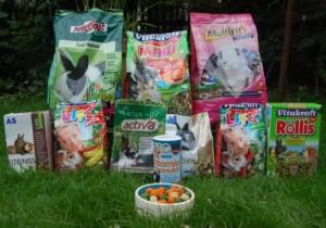 kaninchen trockenfutter