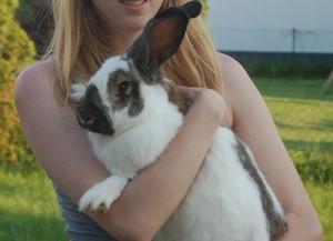 kaninchentragen