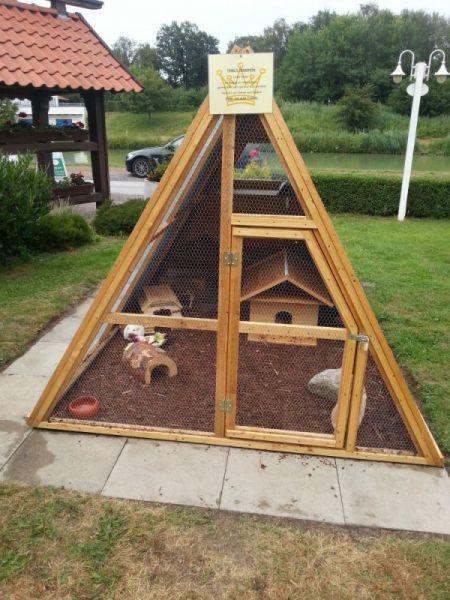 pyramidenhaus kaninchen ratgeber. Black Bedroom Furniture Sets. Home Design Ideas